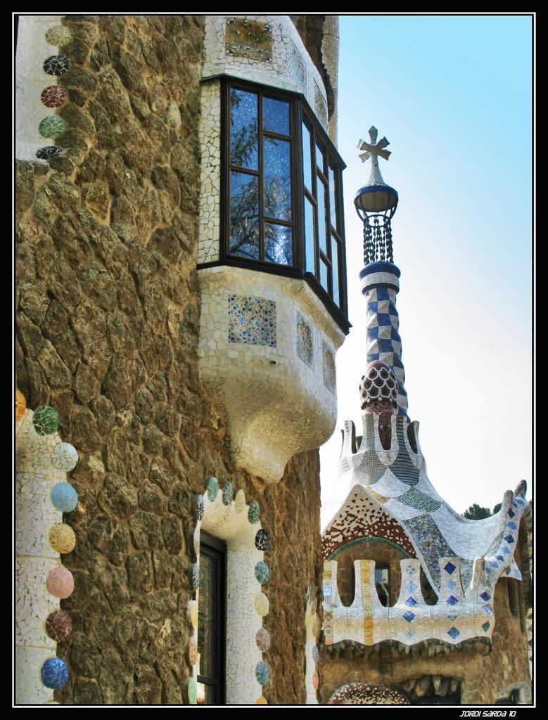 Fantasías de Gaudí