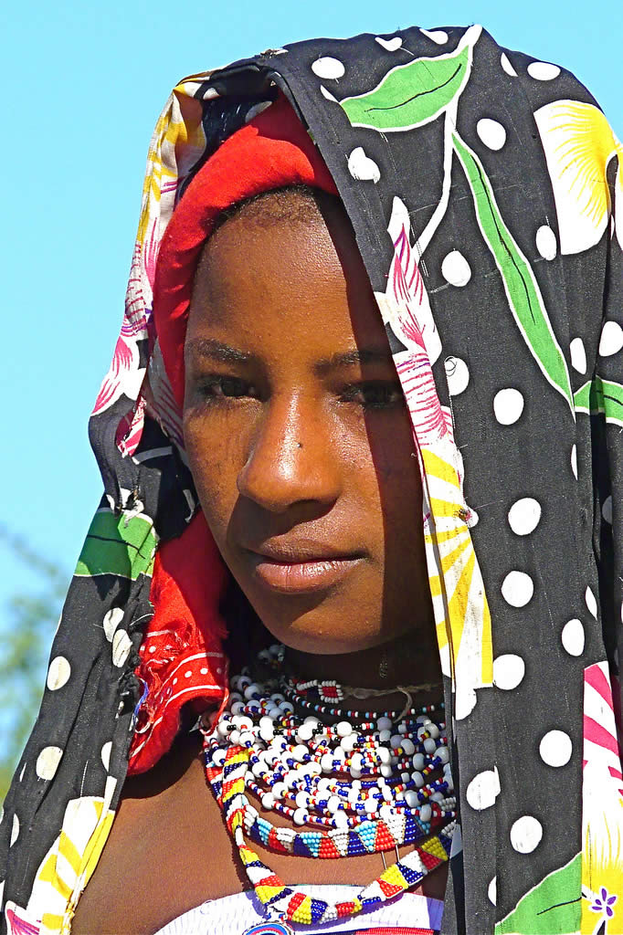 Sudanese Lady