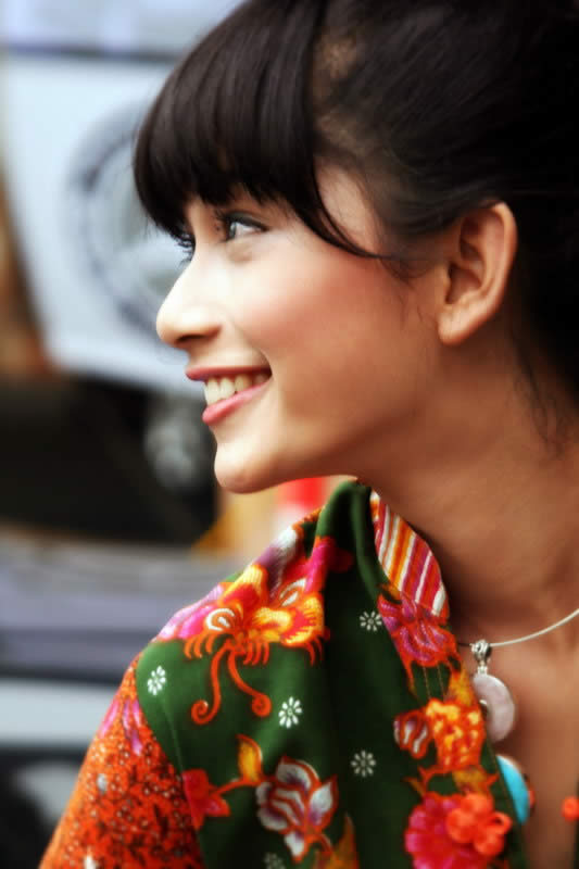 A Smile from Indonesia