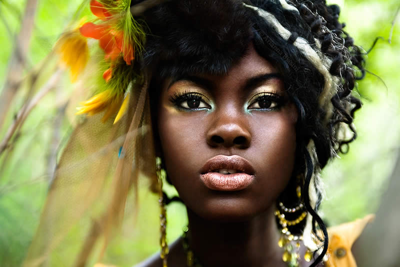 Beauty from Ghana