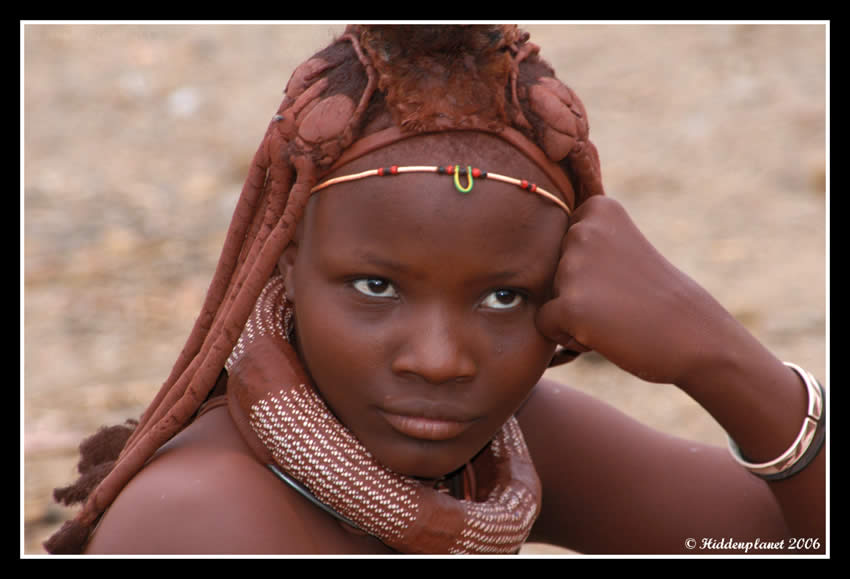 Beauty from Namibia