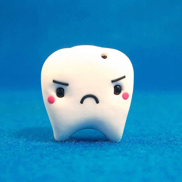 Kawaii Tooth