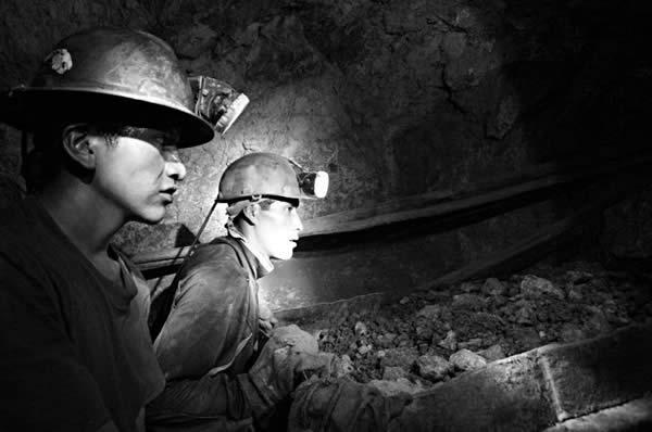 Mines Of Potosi, Bolivia