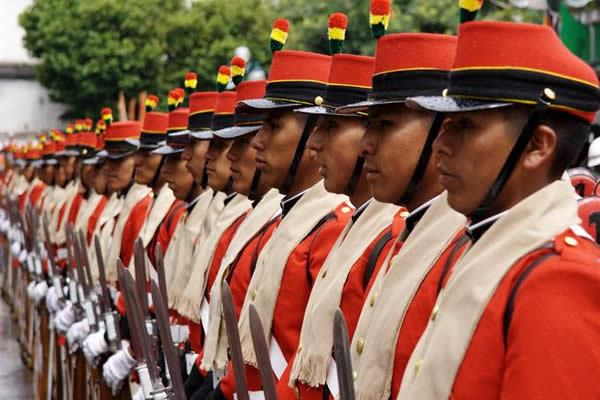 National Guards of Bolivia
