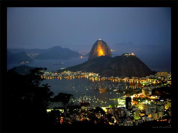 Рио-де-Жанейро второй половине дня