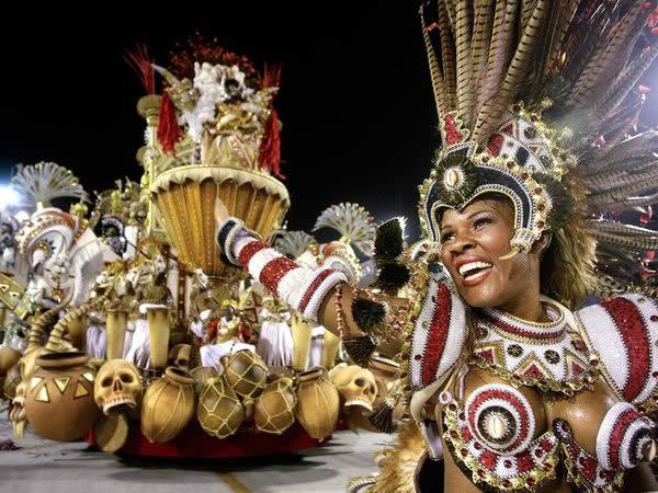 Карнавал гуляк, Рио-де-Жанейро