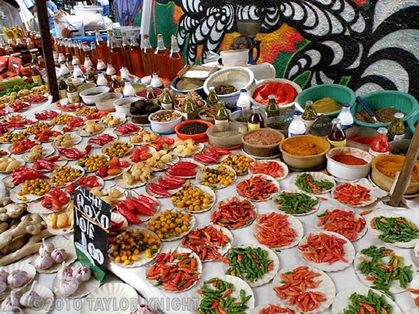 Street Market в Фламенго, Рио-де-Жанейро