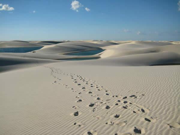 Дюны в Бразилии