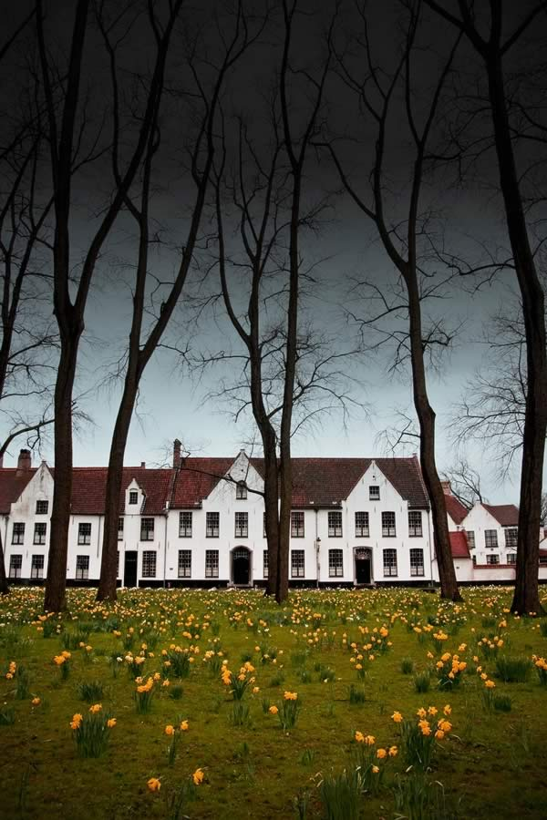 Beguinage Брюгге
