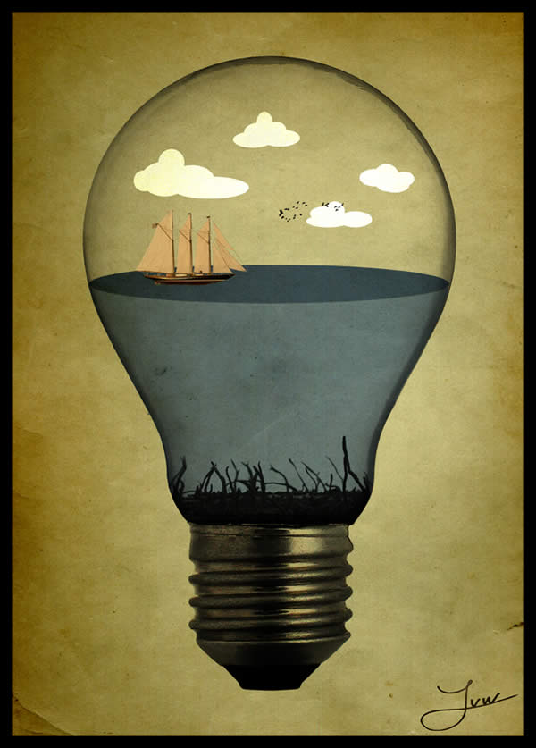 Life in a Bulb