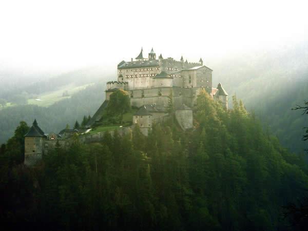 Werfen Castle Austria