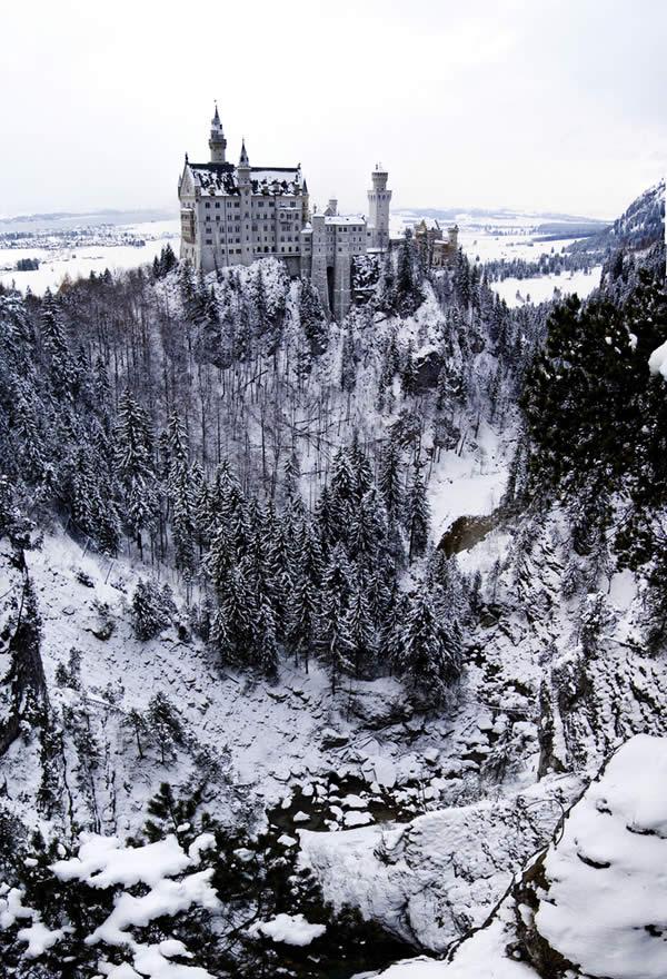 Neuswanstein