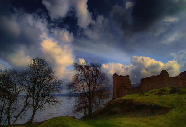 Castle Urquhart Mood