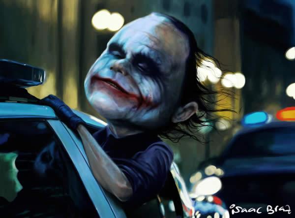 ThE Joker - Caricature
