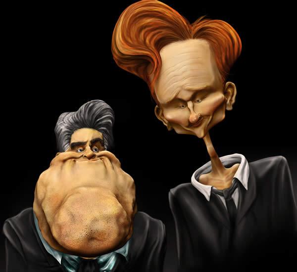 Jay and Conan