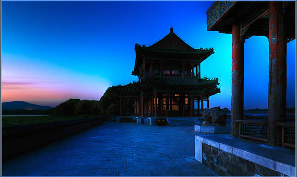 One Evening @ Summer Palace