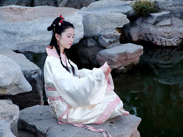 Chinese Clothes Hanfu
