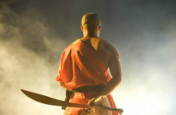 Monk and Sword