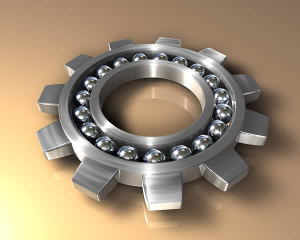 Creating a Ball Bearing Using Arrays