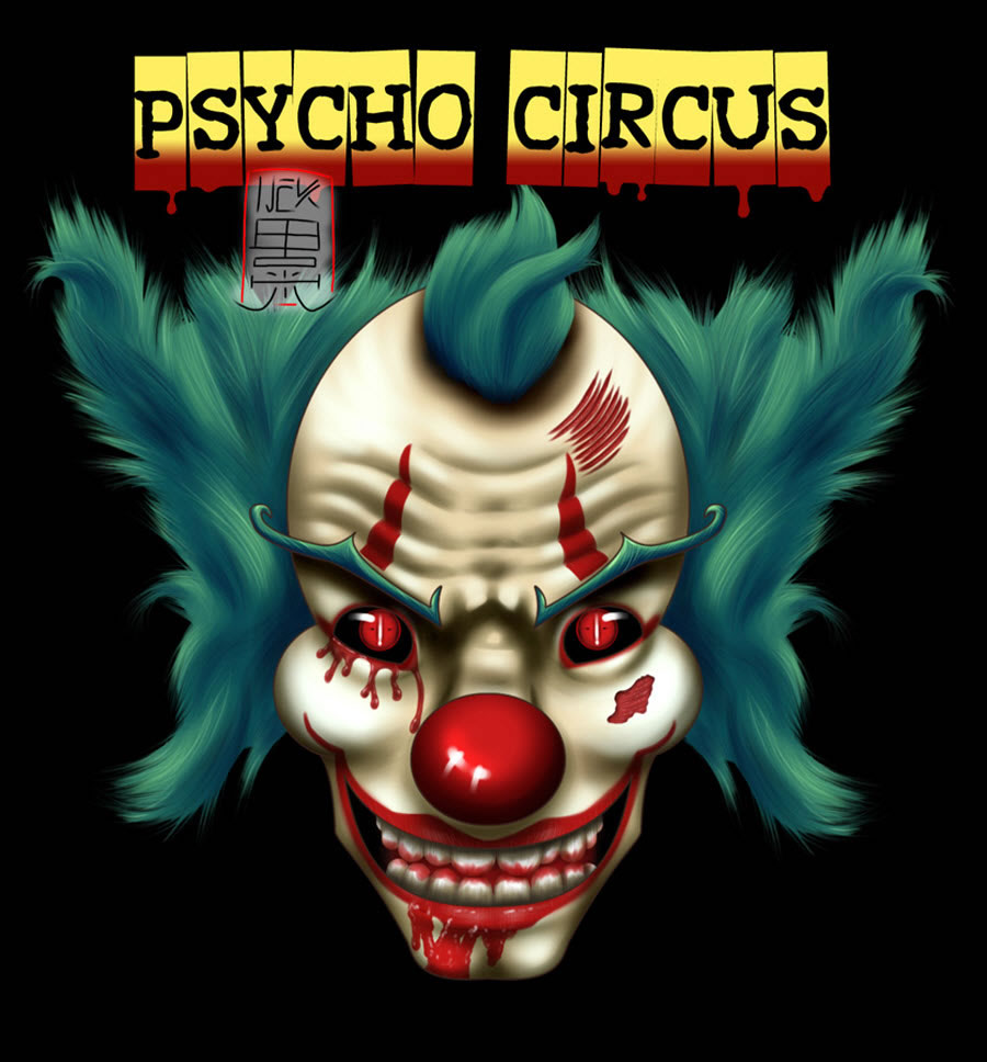 Commission: Psycho Circus Z