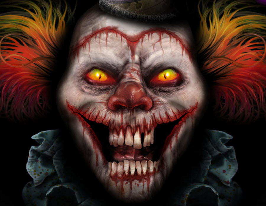 Another Evil Clown