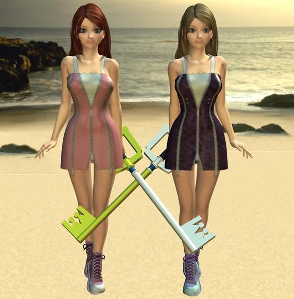 Twin Collection Kairi n Hikari