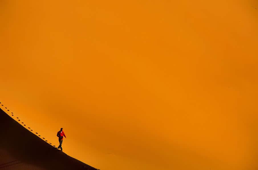 The Edge of the Desert