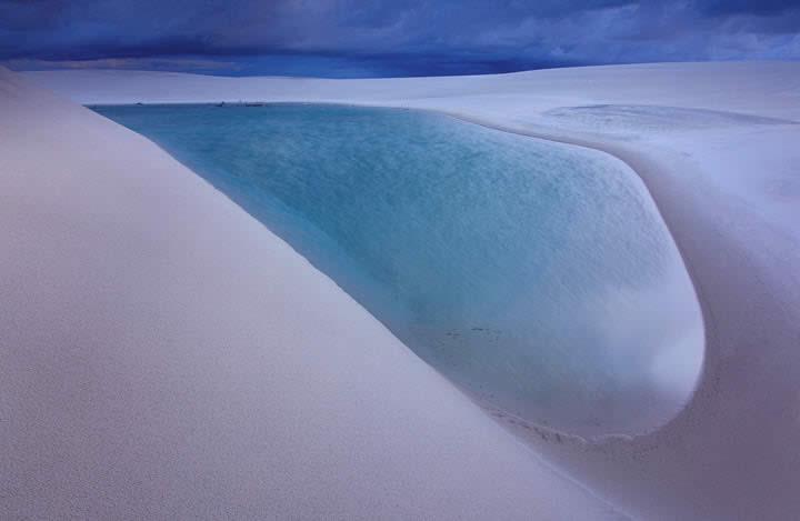 Laguna Azul - NOT manipulated