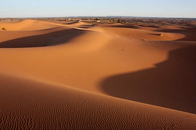 Saharas Sands