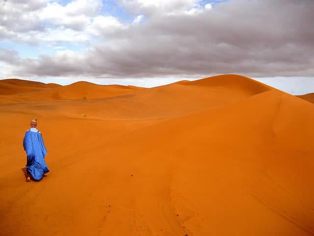 Sahara Desert - Berber Guide