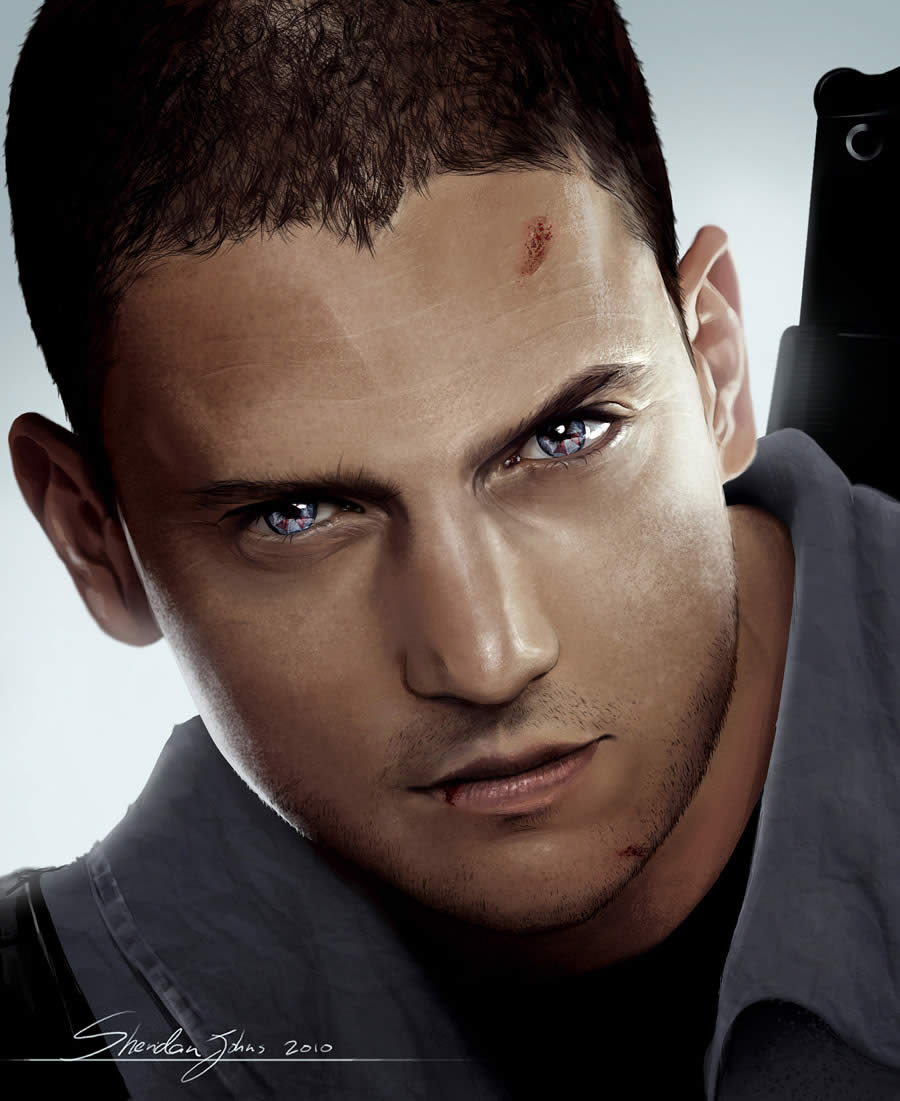 RE:Afterlife: Chris Redfield