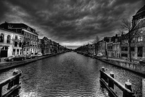 Dramatic Canal