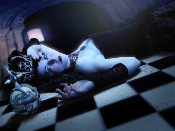 Fallen Drama Queen