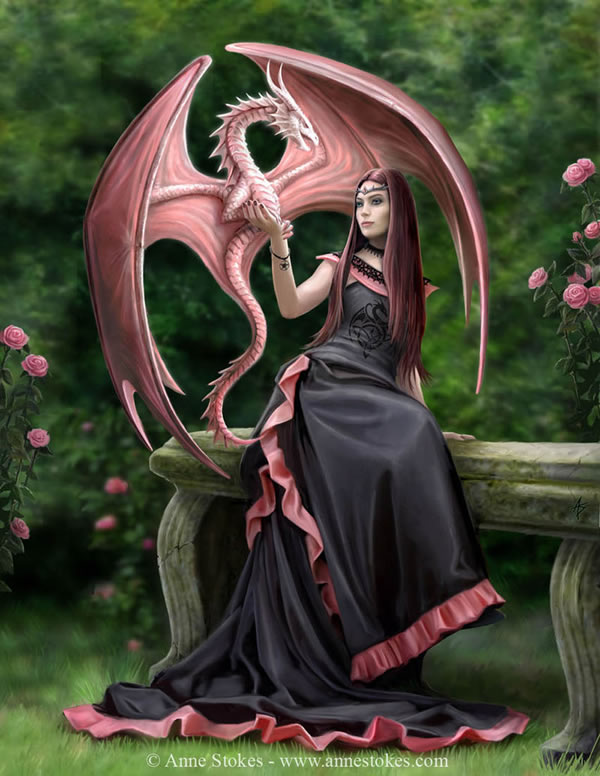 Elegant Dragon