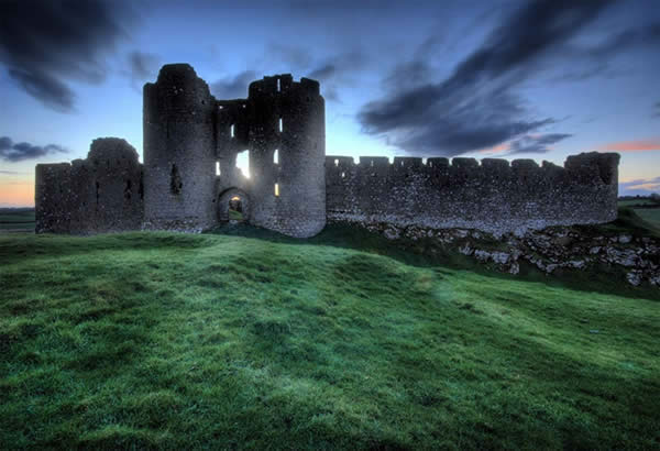 Roches Castle - Co Louth
