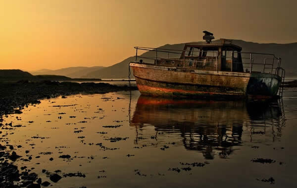 Abandoned - Carlingford, Co Louth