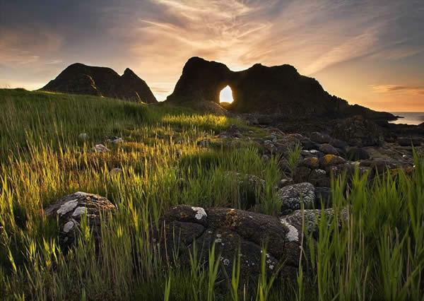 Ballintoy Arch
