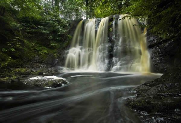 Ess Na Crub Waterfall