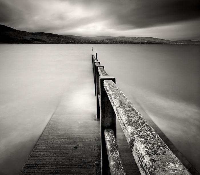 Jetty at Killowen Point