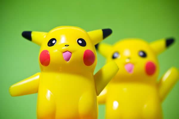 Hey! Pikachu!