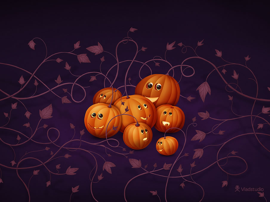 Where Halloween Pumpkins Are Born