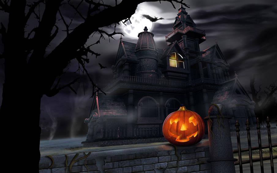 Halloween Digital Illustration