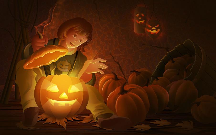 Halloween Haunts 1