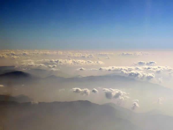 Nepal Himalaya range