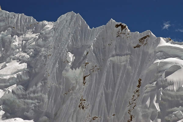 Organ pipes, Nuptse