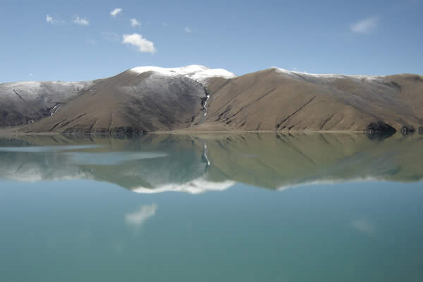 Gung-gyu Tso along the road to Mt Kailash