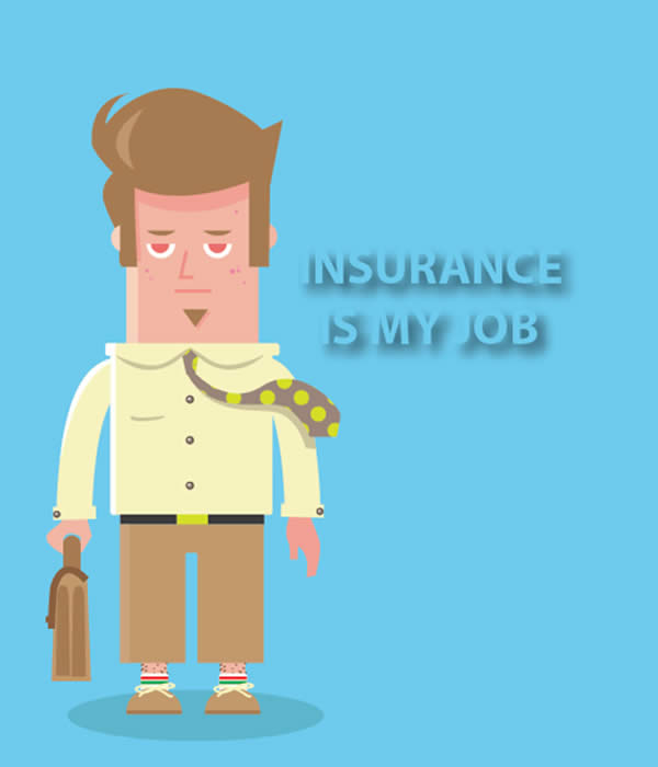 How to Create a Funny Insurance Agent