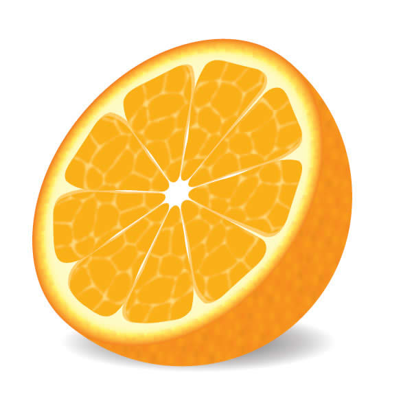 How to Make a Delicious Vector Orange in 9 Decisive Steps