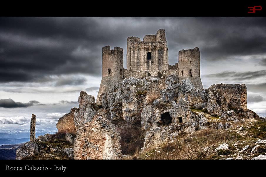 Rocca Calascio - Italy - HDR