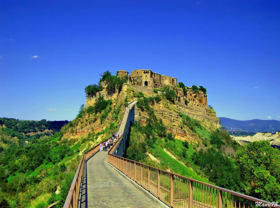 Bagnoregio - ITALY